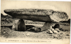 Locmariaquer - Table des Marchands (Dol-ar-Marc'hadourian) 56 Locmariaquer