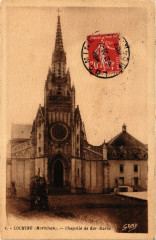 Locmine - Chapelle de Ker-Maria - Locminé