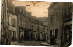 Locmine - Rue du Fil - Locminé