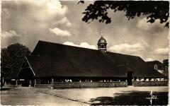 Bretagne - Le Faouet - Les grandes halles a piliers - Le Faouët
