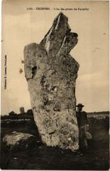 Erdeven - L'un des geants de Karzerho - Erdeven