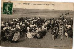 Erdeven - Noce Bretonne - Les Invites a Table - Erdeven