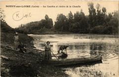Bonny-sur-Loire - Les Canches et riviere de la Cheuille - Bonny-sur-Loire