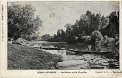 Bonny-sur-Loire - Les Bords de la Cheuille - Bonny-sur-Loire