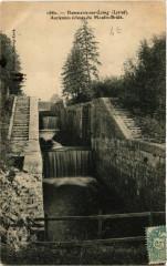 Dammarie-sur-Loing - Anciennes écluses du Moulin-Brulé - Dammarie-sur-Loing