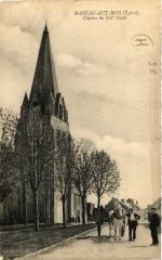 Mareau-aux-Bois - Clocher du XIIe Siecle - Mareau-aux-Bois