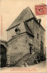 Chatillon-Coligny - L'Enfer - Maison ou les Calvinistes - Châtillon-Coligny
