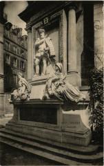 Chatillon-Coligny - Paris - Monument de l'Amiral Coligny - Châtillon-Coligny