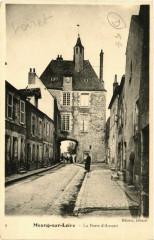 Meung-sur-Loire - La Porte d'Amont - Meung-sur-Loire