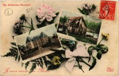 Chateau-Renard - Scenes - Je vous envoie ces Fleurs - Château-Renard