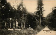 Chateauneuf-sur-Loire - Le Temple de l'Amour - Châteauneuf-sur-Loire