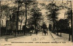 Chateauneuf-sur-Loire - Allée de Bellegarde - Maison de M. Viger - Châteauneuf-sur-Loire