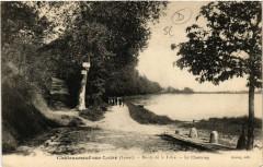 Chateauneuf-sur-Loire - Bords de la Loire - Le Chastaing - Châteauneuf-sur-Loire
