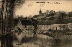 Griselles - Vue sur la Cléry - Griselles