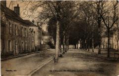 La Chapelle-Saint-Mesmin - La Place du Bourg - La Chapelle-Saint-Mesmin