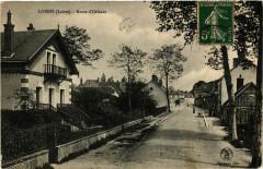 Lorris - Route d'Orleans - Lorris