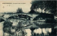Montcresson - Le Pont sur le Canal - Montcresson