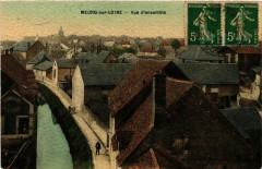 Meung-sur-Loire - Vue d'ensemble - Meung-sur-Loire