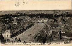 Neuville-aux-Bois - Neuville-aux-Bois a vol d'oiseau - Neuville-aux-Bois