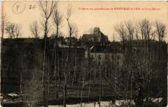 Pithiviers-le-Vieil - Vallée et vue panoramique et Forte Maison - Pithiviers-le-Vieil