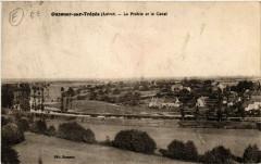 Ouzouer-sur-Trezee - La Prairie et le Canal - Ouzouer-sur-Trézée