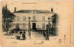 Neuville-aux-Bois - La Mairie - Neuville-aux-Bois