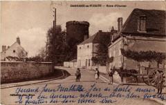 Dammarie-en-Puisaye Route d'Orleans - Dammarie-en-Puisaye