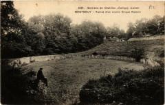 Montbouy Ruines d'un ancien Cirque Romain - Montbouy