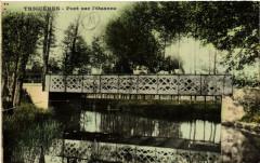 Trigueres Pont sur l'Ouanne - Triguères