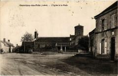Germigny-des-Pres - Eglise et la Place - Germigny-des-Prés