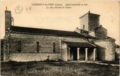 Germigny-des-Pres - Eglise construite en 806 - Germigny-des-Prés