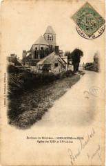 Chilleurs-aux-Bois - Eglise des XIIIe et XVe siecles - Chilleurs-aux-Bois