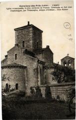Germigny-des-Pres - Eglise remarquable - la plus ancienne France - Germigny-des-Prés