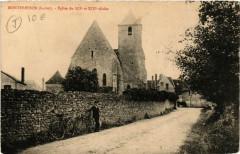 Montcresson - Eglise du XIIe et XIIIe siecles - Montcresson
