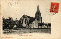 Mareau-aux-Bois - Eglise - Mareau-aux-Bois