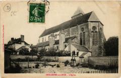 Chilleurs-aux-Bois - Eglise - Chilleurs-aux-Bois
