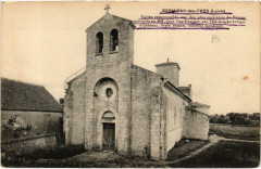 Germigny-des-Pres Eglise - Germigny-des-Prés