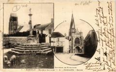 Ramoulu Eglise et Calvaire - Ramoulu