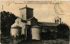 Germigny-des-Pres - par Chateauneuf - Eglise construite en 806 - Germigny-des-Prés