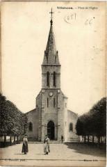Villorceau Place de l'Eglise - Villorceau
