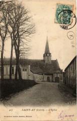 Saint-Ay Eglise - Saint-Ay