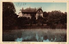 Griselles - Le Chateau et l'Etang - Griselles