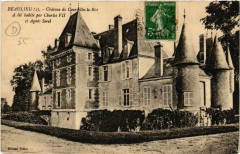 Beaulieu - Chateau de Courcelles-le-Roi - Courcelles-le-Roi