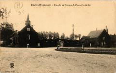 Beaulieu - Chapelle du Chateau de Courcelles-le-Roi - Courcelles-le-Roi