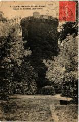Dammarie-en-Puisaye - Donjon du Chateau - Dammarie-en-Puisaye