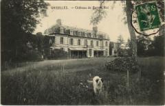 Griselles - Chateau de Bois-le-Roi - Griselles