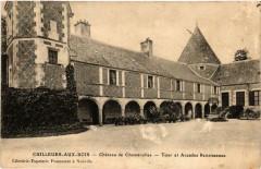 Chilleurs-aux-Bois Chateau de Chamerolles - Chilleurs-aux-Bois