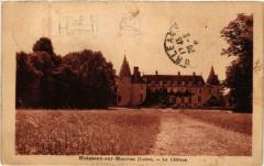 Huisseau-sur-Mauves Le Chateau - Huisseau-sur-Mauves