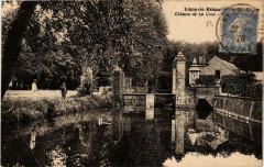 Ligny-le-Ribault Chateau de la Cour - Ligny-le-Ribault