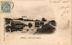 Checy - Pont sur la Bionne - Chécy
